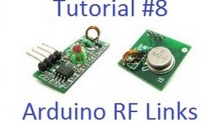getlinkyoutube.com-Arduino Tut. #8 - Wireless RF Links Tutorial & Noise Reduction