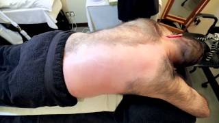 getlinkyoutube.com-Andrew's Sponsored Back Wax