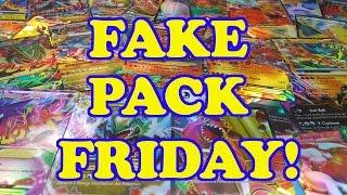 getlinkyoutube.com-OPENING 2 ULTRA RARE POKEMON CARD PACKS! - FAKE PACK FRIDAY - POKEMON UNWRAPPED