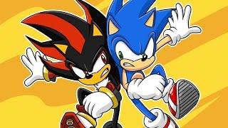 "getlinkyoutube.com-If ""Sonic Adventure 2"" was Realistic  (Funny Animation)"
