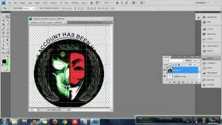 getlinkyoutube.com-Cara Membuat Tulisan Melingkar di Photoshop CS4
