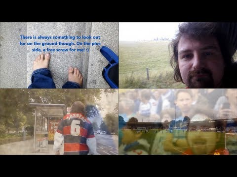 Around the Leagues in Bare Feet - Part 9: Yeovil Town vs QPR 21st Sept 2013