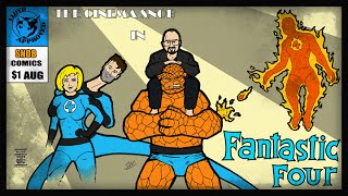 getlinkyoutube.com-The Cinema Snob: THE FANTASTIC FOUR