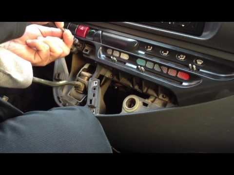 Меняем лампочки подсветки панели переключателей отопителя ... Jumpy   Replacement Bulbs For Cars