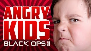 Angry Kids On Black Ops 2 (DRUNK & HOMOPHOBIC RAGE)