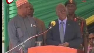 Rais Magufuli Ampa 5 Mbunge Wa Liwale