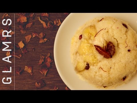 Simple and Tasty Recipe For Banana Sheera | Easy Recipe For Indian Sweets