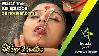 getlinkyoutube.com-Sashirekha Parinayam (శశిరేఖా పరిణయం) Episode 466 ( 19 - October - 15 )