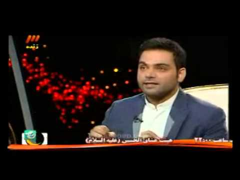 Part 1 of 2, Woman with HIV shouting to Iran society on TV, understand us please