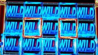 getlinkyoutube.com-Flying Horse Slot Machine Bonus + NICE FULL SCREEN WILDS Line Hit - Free Games Win w/ Expanded Reels