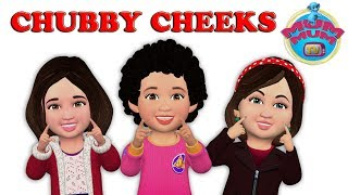 Chubby Cheeks Rhyme Song