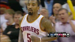 getlinkyoutube.com-J.R. Smith Full 2016 NBA Playoffs Highlights