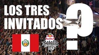 getlinkyoutube.com-Los 3 INVITADOS - Final Internacional Red Bull Peru 2016 | B Producciones