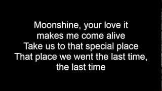 getlinkyoutube.com-Bruno Mars - Moonshine lyrics