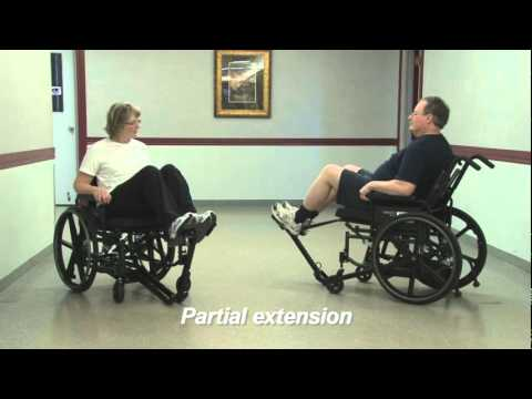 Neurogym Exercise Wheelchair