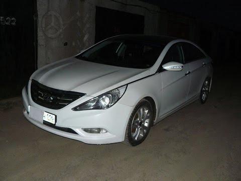Hyundai Sonata 2.0 (G4KD) - ремонт заклинившего мотора