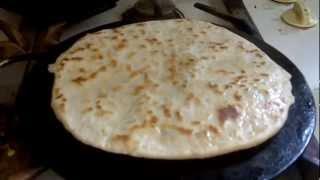 getlinkyoutube.com-how to make Potato Roti
