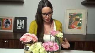 Uradi sama ukrasne tegle - vaze - how to decorate jars