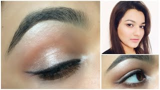 getlinkyoutube.com-Self Make-up Tutorial For Beginners - Day Look With Product Description