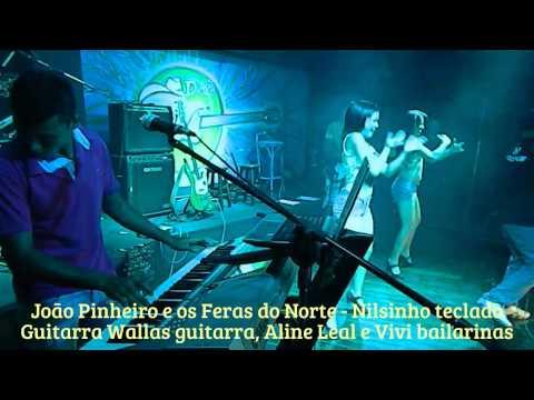 João Pinheiro com a Banda os Feras do Norte na Casa Dante Show