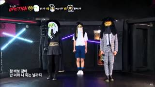 [ENG] 150720 Up10tion Masked King of Rookies 1R Singing Battle
