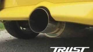 getlinkyoutube.com-Lancer evo exhausts sound