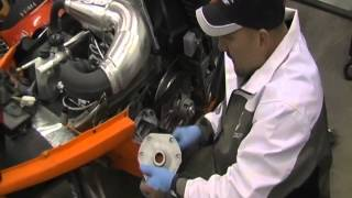 SLEDtv How to change a Clutch Spring