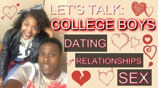 getlinkyoutube.com-Boys in College Dating, Relationships and Sex