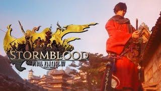 getlinkyoutube.com-Final Fantasy XIV: Stormblood - Official Cinematic Samurai Announcement Trailer