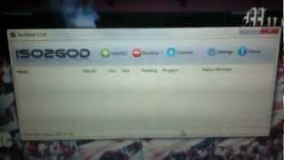 getlinkyoutube.com-Iso2God. Como transformar de ISO a GOD y pasarlo al xbox 360(Solo Jtag)