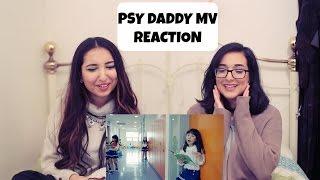 PSY - DADDY MV REACTION (feat CL of 2NE1)