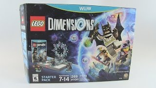 getlinkyoutube.com-Unboxing the LEGO Dimensions Starter Pack