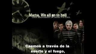 getlinkyoutube.com-My Chemical Romance - Mama - Subtitulada al español