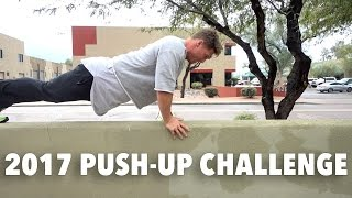 getlinkyoutube.com-2017 PUSH-UP CHALLENGE