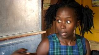 getlinkyoutube.com-Kansiime Anne as a stubborn student. Children African Comedy