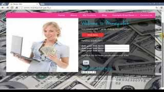 getlinkyoutube.com-جــديــد 2015 :  كيفية زيادة ارباح adf.ly عبر موقع MoneyClick و بدون جهد
