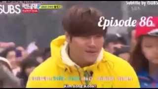 getlinkyoutube.com-Kim Jong Kook ,The Strongest !