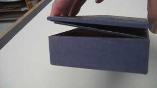 getlinkyoutube.com-Japanese hidden compartment box