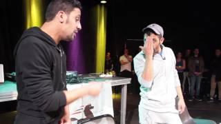 Hassan & Mohssin Concert Madrid Part 1/4 حسن و محسن في مدريد