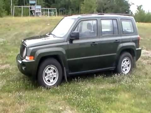 2008 Jeep Patriot Problems Online Manuals And Repair
