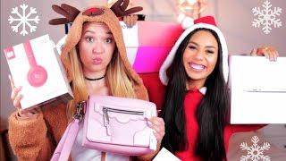 getlinkyoutube.com-What We Got YOU for Christmas! | ALISHA MARIE AND MYLIFEASEVA