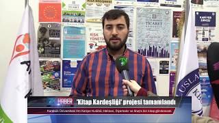 Üniversitemiz Artı Kariyer Kulübü; Hakkari, Diyarbakır ve Muş'a bin kitap gönderecek.