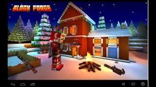 getlinkyoutube.com-¿Mejor Que Pixel Gun 3D? - Llego La Competencia! - Block Force