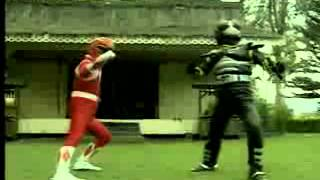 Cabarette Power Rangers And Masked Rider (Indonesia Version)