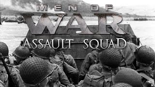 getlinkyoutube.com-Men of War Assualt Squad 2: Custom D-Day Campaign #3 - Omaha Beach  #1