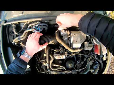 How to replace air filter on Audi A6 C6 (2004-2011)