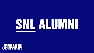 getlinkyoutube.com-Jeopardy! | SNL ALUMNI Category Highlight