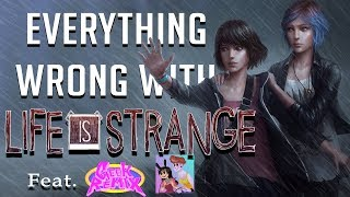 getlinkyoutube.com-GamingSins:  Everything Wrong with Life is Strange (feat. Geek Remix)