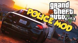 getlinkyoutube.com-GTA V POLICE MOD | GTA V NA MODACH - NOWE LPCDFR - WCIEL SIĘ W POLICJANTA + DOWNLOAD [PL]