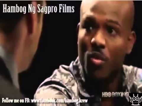 Pacquiao VS Bradley Interview (Sagpro Films)